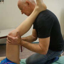 Hold and Relax PNF stretching technique